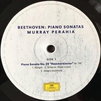 Murray Perahia Sonáty pro klavir 106,27/2 (Vinyl LP)