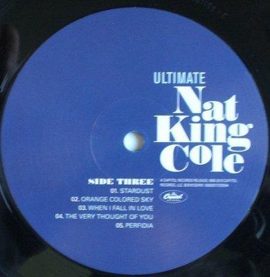 Nat King Cole Ultimate Nat King Cole (2 LP)