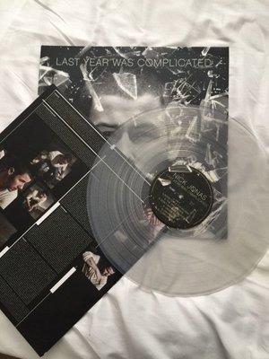 Nick Jonas Last Year Was Complicated (Vinyl LP)