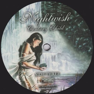 Nightwish Century Child (2 LP)