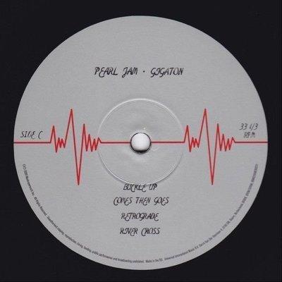 Pearl Jam Gigaton (2 LP)