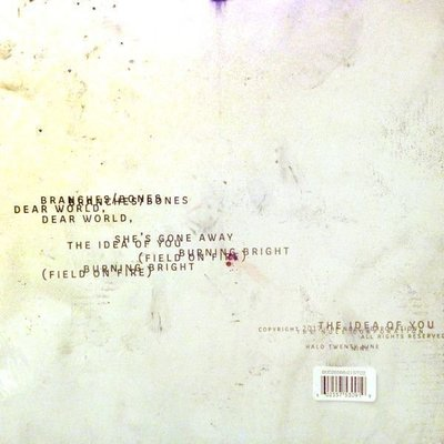 Nine Inch Nails Not The Actual Events (Vinyl LP)