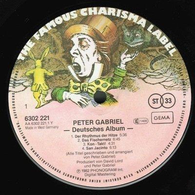 Peter Gabriel Peter Gabriel 4: Deutsches (2 LP)