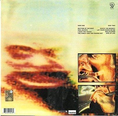 Peter Gabriel Security (Vinyl LP)