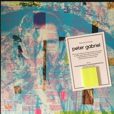 Peter Gabriel Ein Deutsches Album (Vinyl LP)