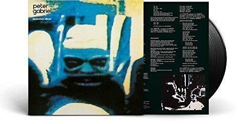 Peter Gabriel Deutsches Album (Vinyl LP)