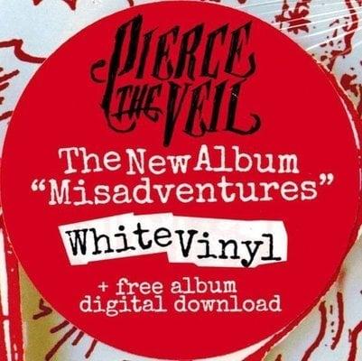 Pierce The Veil Misadventures (Vinyl LP)