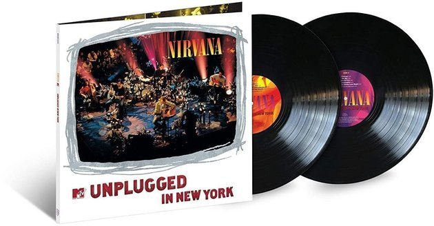 Nirvana MTV Unplugged In New York (2 LP)