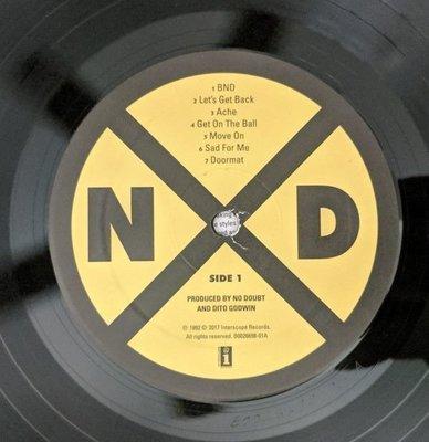 No Doubt No Doubt (Vinyl LP)
