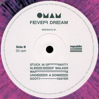 Of Monsters and Men Fever Dream (Vinyl LP)