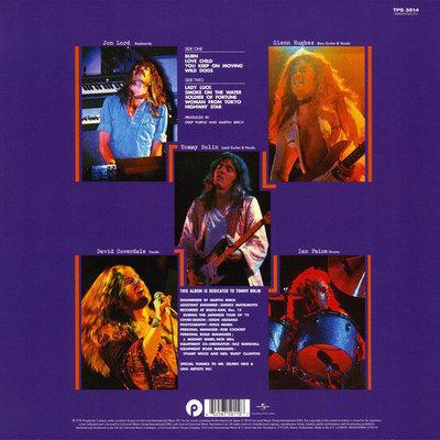 Deep Purple Last Concert In Japan (Vinyl LP)