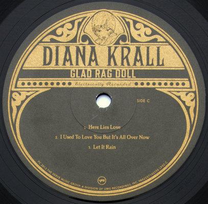 Diana Krall Glad Rag Doll (2 LP)