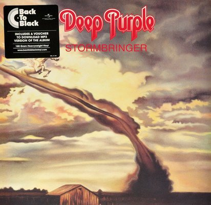 Deep Purple Stormbringer (Vinyl LP)