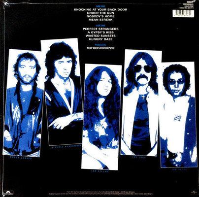 Deep Purple Perfect Strangers (Vinyl LP)