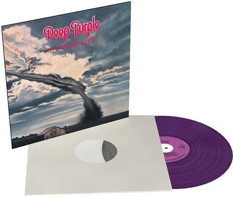 Deep Purple Stormbringer (Purple Coloured Vinyl LP)