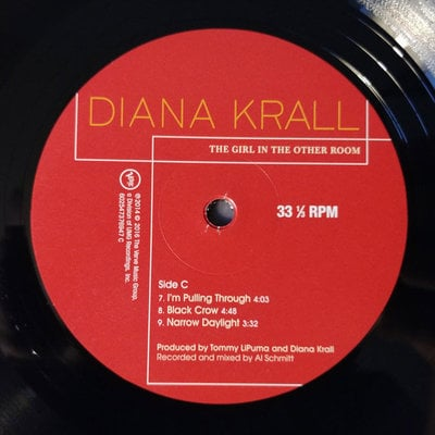 Diana Krall The Girl In The Other Room (2 LP)