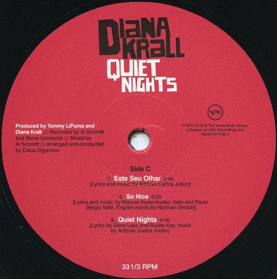 Diana Krall Quiet Nights (2 LP)