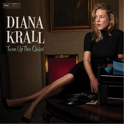 Diana Krall Turn Up The Quiet (2 LP)
