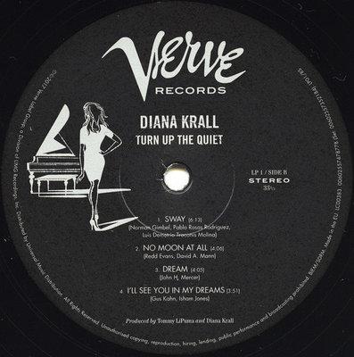 Diana Krall Turn Up The Quiet (2 LP)