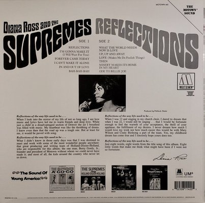 Diana Ross Reflections (Vinyl LP)