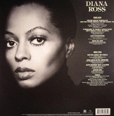 Diana Ross Diana Ross (Vinyl LP)