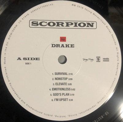 Drake Scorpion (2 LP)