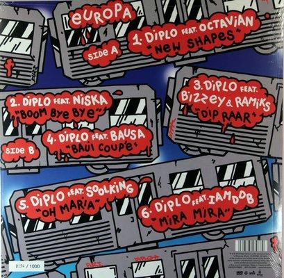 Diplo Europa (Vinyl LP)