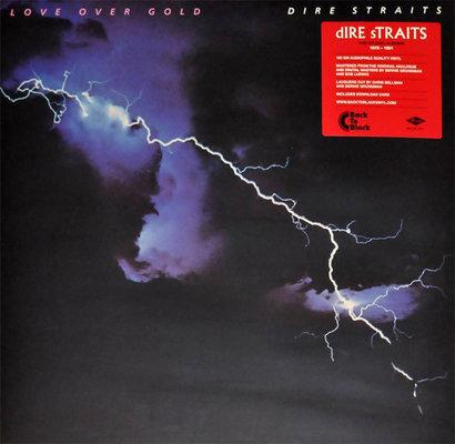 Dire Straits Love Over Gold (Vinyl LP)