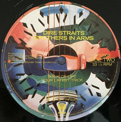 Dire Straits Brothers In Arms (2 LP)