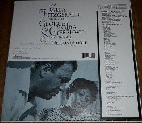 Ella Fitzgerald Ella Fitzgerald Sings The (6 LP)