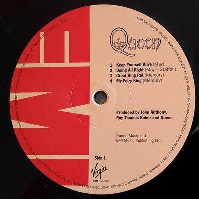 Queen Queen (Vinyl LP)