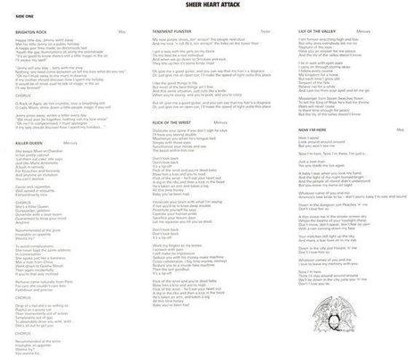 Queen Sheer Heart Attack (Vinyl LP)