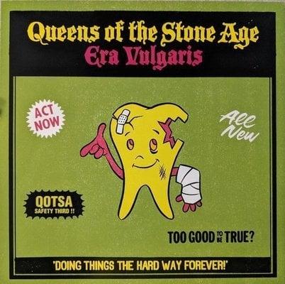 Queens Of The Stone Age Era Vulgaris (Vinyl LP)