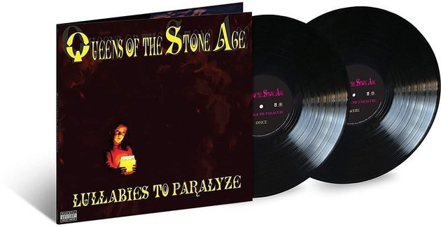 Queens Of The Stone Age Lullabies To Paralyze (2 LP)