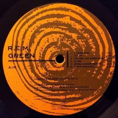 R.E.M. Green (Vinyl LP)