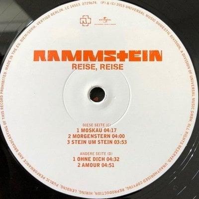 Rammstein Reise, Reise (2 LP)