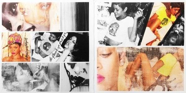 Rihanna Unapologetic (2 LP)
