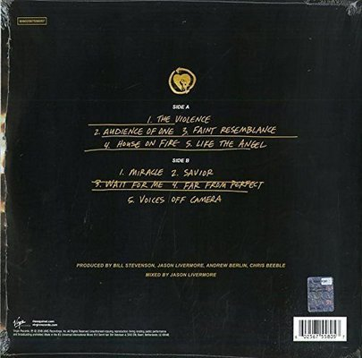 Rise Against The Ghost Note Symphonies, Vol I (Vinyl LP)