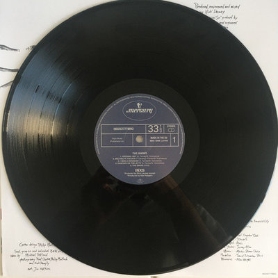 INXS The Swing (Vinyl LP)