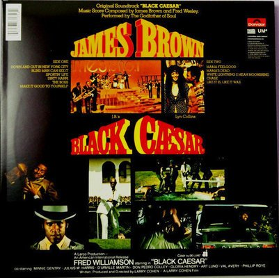 James Brown Black Caesar (Vinyl LP)