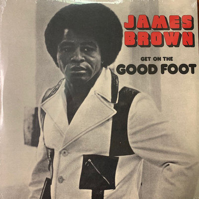 James Brown Get On The Good Foot (2 LP)