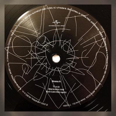 Jana Kirschner Krajina rovina (2 LP)