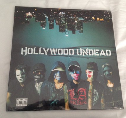 Hollywood Undead Swan Songs (2 LP)