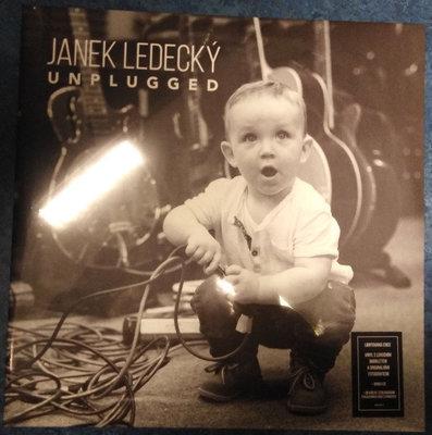 Janek Ledecký Unplugged (Vinyl LP)