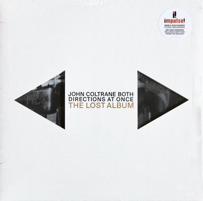 John Coltrane Both Directions At Once: (2 LP)