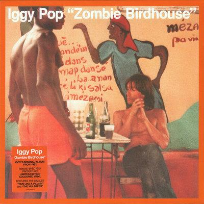 Iggy Pop Zombie Birdhouse (Coloured Vinyl LP)