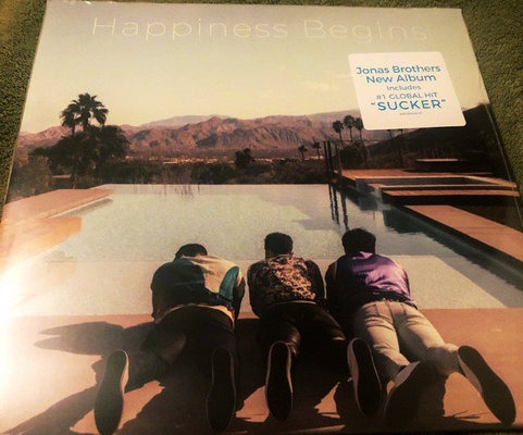 Jonas Brothers Happiness Begins (2 LP)