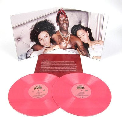 Lil Yachty Teenage Emotions (2 LP Pink Coloured Vinyl)