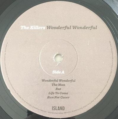 The Killers Wonderful Wonderful (Vinyl LP)
