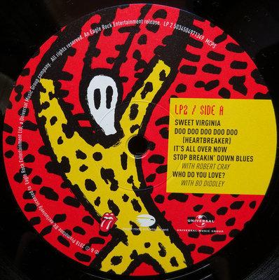 The Rolling Stones Voodoo Lounge Uncut (3 LP)